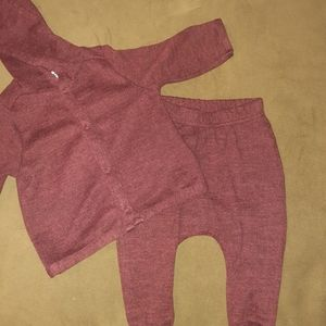 Infant girls 2pc set